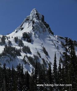 Tatoosh Peak Mt. Rainier