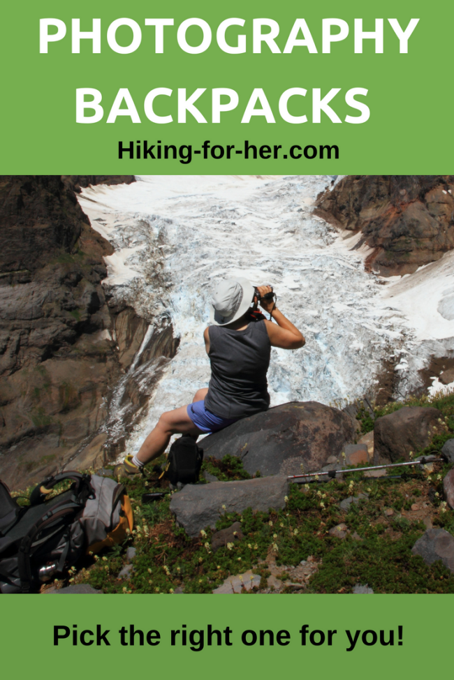 Love to photograph your hikes? You need a photography backpack for your gear. Hiking For Her has some tips on how to pick the perfect pack for both your trail gear and camera gear.