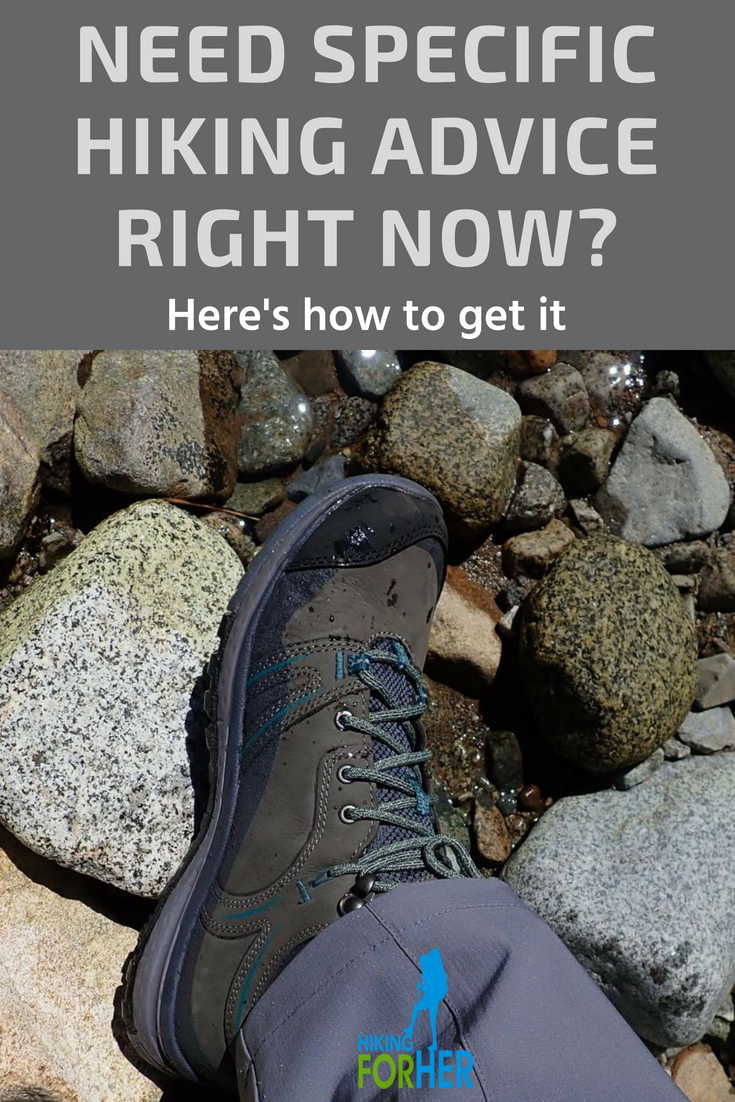 The best hiking information to answer your specific questions might already be available on Hiking For Her, or send your topics and questions. #hiking #dayhikes #backpacking #hikingtips #womenhikers