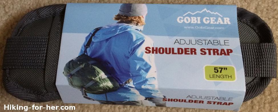 GobiGear shoulder strap version