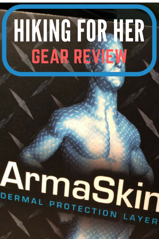 Hiking blisters are not inevitable. ArmaSkin anti blister socks are what should be on your feet this hiking season. Read Hiking For Her's review for all the details.