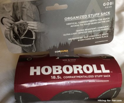 Hobo Roll from Gobi Gear
