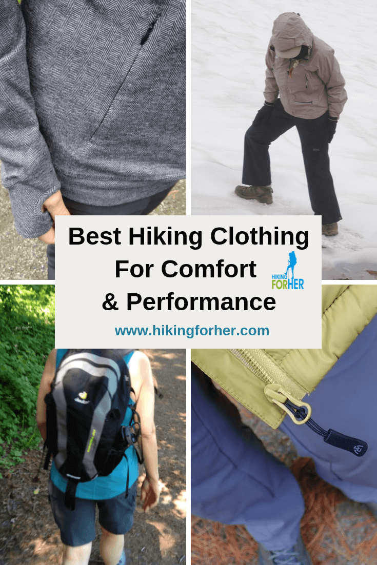 Best Hiking Clothing For Women For 28: What To Wear Hiking