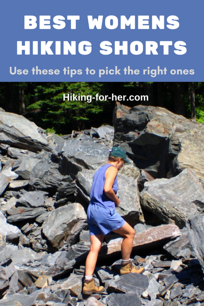 The best womens hiking shorts give you freedom, coverage and lots of pockets. Use these Hiking For Her tips to find your perfect pair for the trail.