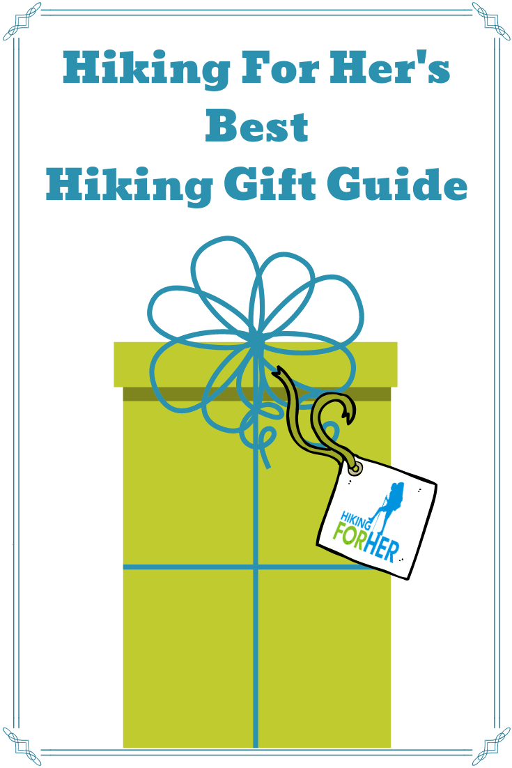 Hiking gifts are tricky, but not if you use this Hiking For Her best hiking gift guide! #gifts #giftsforhikers #hikinggifts #bestgiftguide #outdoorgifts