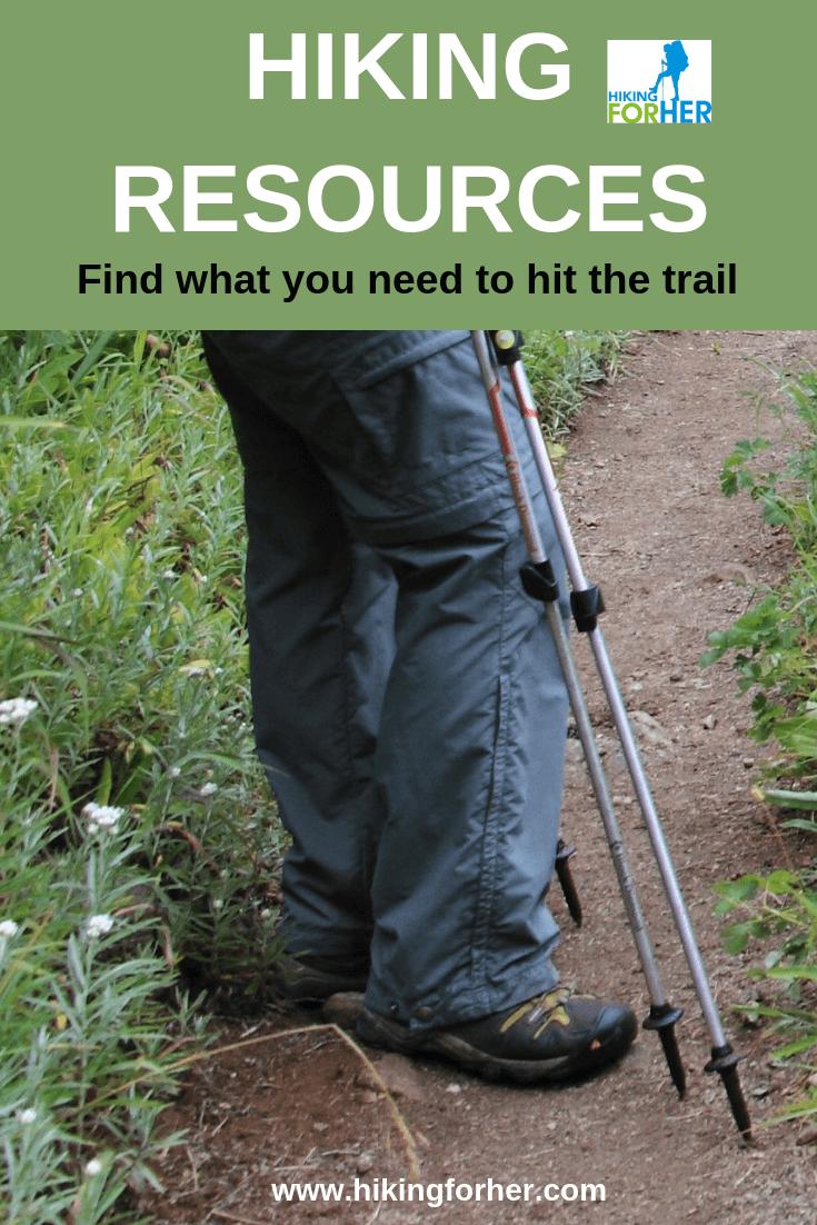 Best hiking resources for dayhiking and backpacking #hiking #hikingtips #hikingresources #backpacking #besthikingtips #womenhikers #womenwhohike #hikingforher