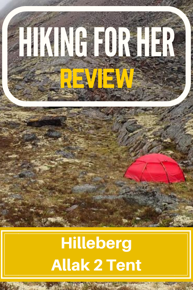 Need a well designed functional tent for your backpacking, car camping, and canoeing adventures? Try the Hilleberg Allak 2. #tents #gearreview #hiking #canoeing #carcamping #outdoorgear