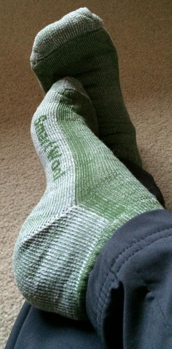 A pair of hiking socks makes one of the best inexpensive gifts for hikers.