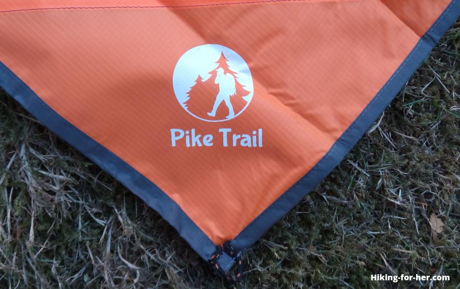 Orange Pike Trail blanket