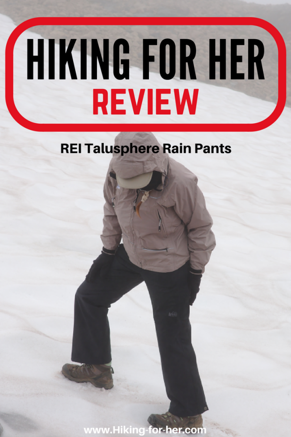 The best rain pants for hiking are tough, easy to get on and off over your boots, keep you dry, and weigh almost nothing. #rainpants #hiking #backpacking