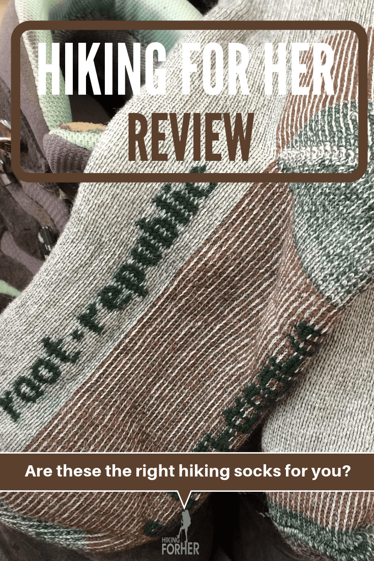 Looking for the best hiking socks? Read Hiking For Her's review of Root Republic. #hike #hiking #hikingsocks #backpacking #outdoorgear #hikingforher