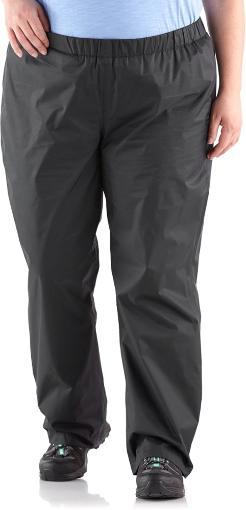 Women's rain pants for hiking