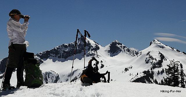 Winter hiking demands the best women's hiking boots.