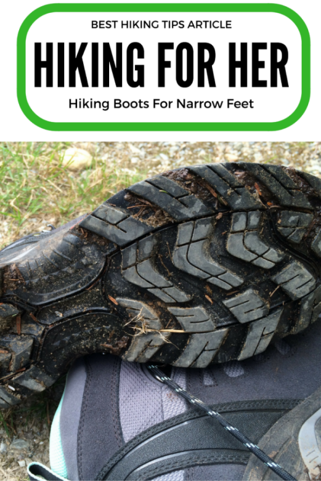 Hiking boots for narrow feet are really hard to find. You have four options for finding the best narrow hiking boots.